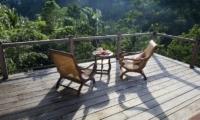 Villa Melati Seating Area | Ubud, Bali