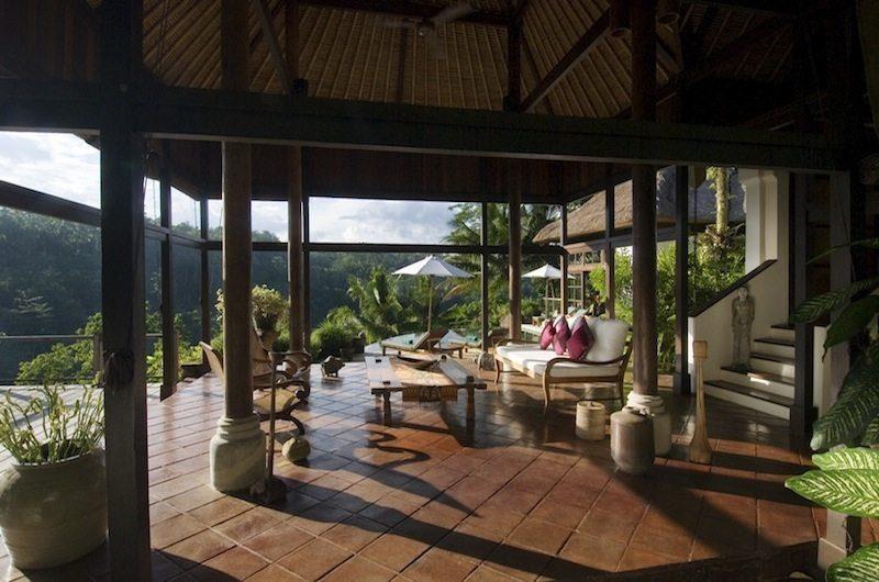 Villa Melati Living Area | Ubud, Bali