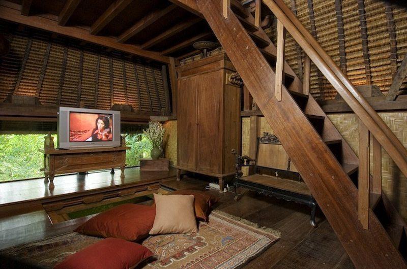 Villa Melati Lounge Room | Ubud, Bali