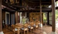Villa Melati Dining Area | Ubud, Bali