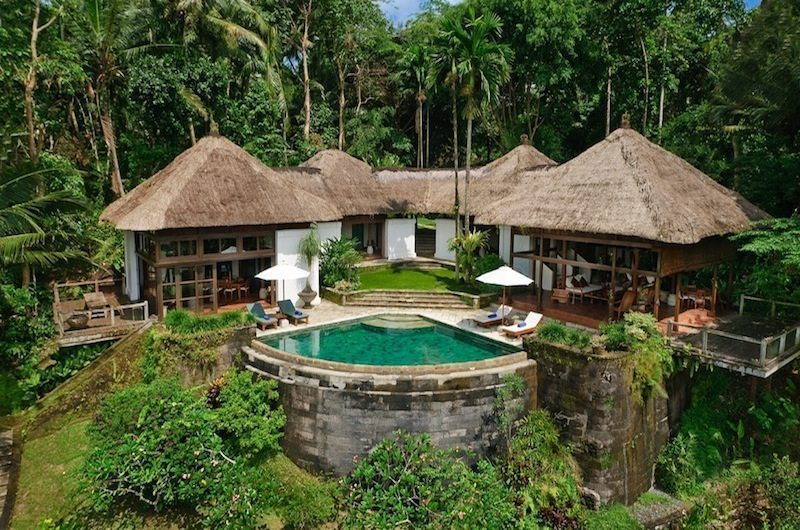 Villa Melati Outdoor Area | Ubud, Bali