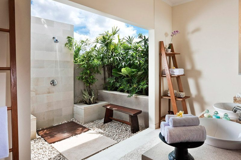 Villa Songket Bathroom I Umalas, Bali