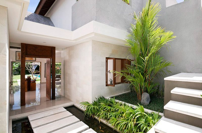 Villa Songket Entrance I Umalas, Bali