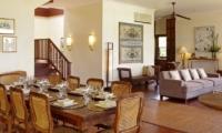 Villa Waringin Dining Area | Pererenan, Bali