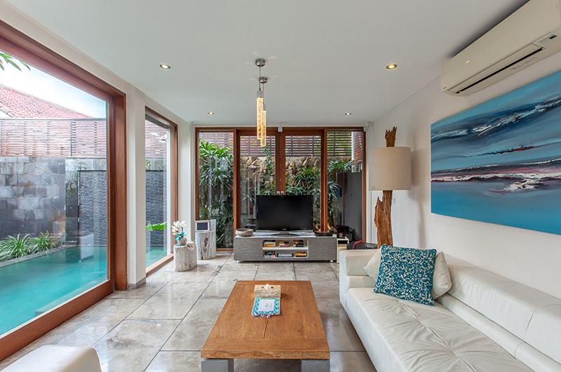 AB Villa Living Room | Seminyak, Bali