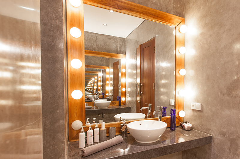 AB Villa Bathroom One | Seminyak, Bali