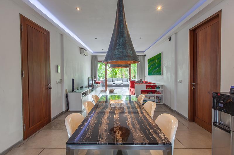 AB Villa Dining Area | Seminyak, Bali