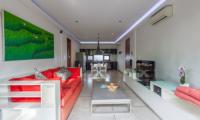AB Villa Living Area | Seminyak, Bali