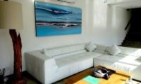 AB Villa 2br Living Room I Seminyak, Bali