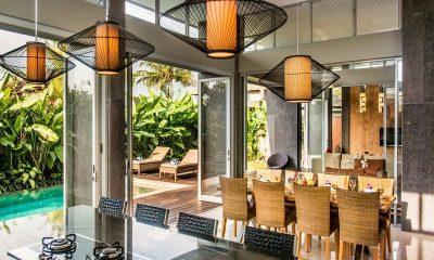 Aramanis Villas Dining Area | Seminyak, Bali
