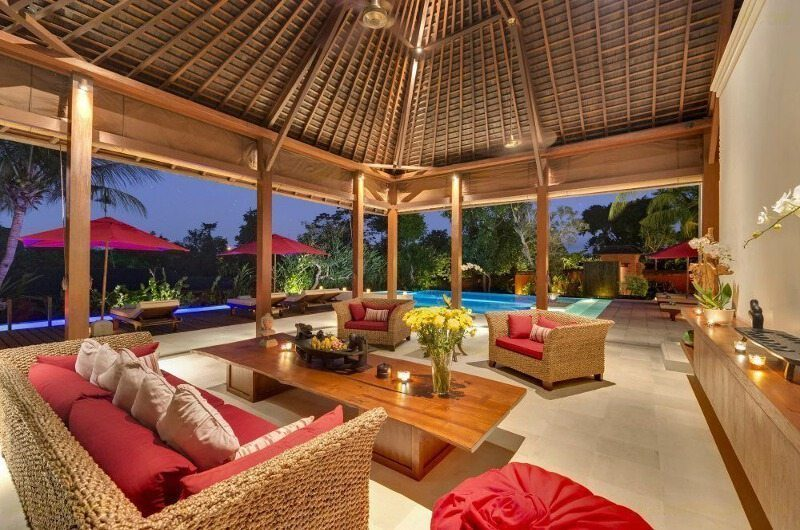 Astika Toyaning Living Room | Canggu, Bali