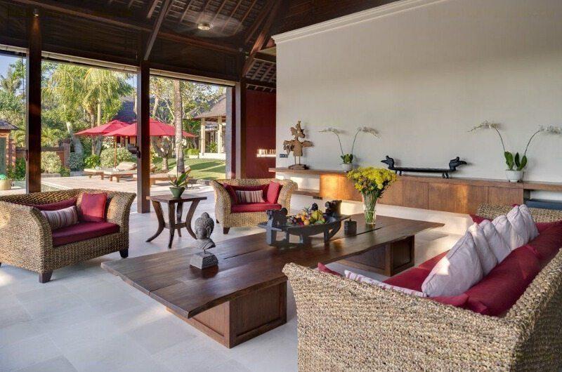 Astika Toyaning Living Area | Canggu, Bali