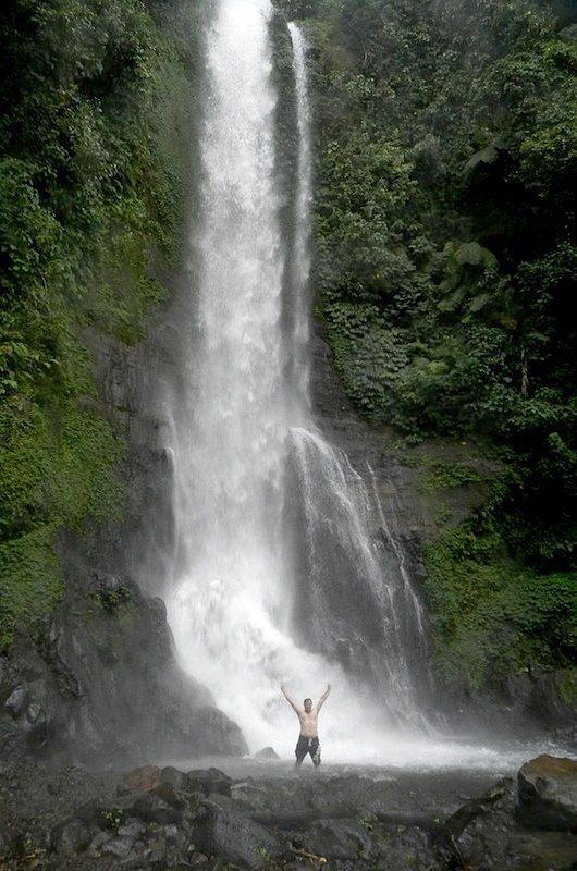 Gitgit Waterfall in Bali