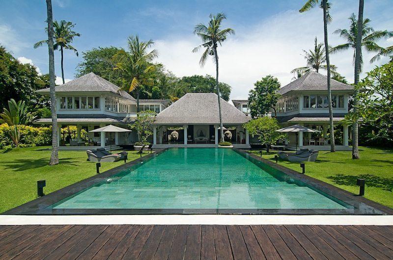 Matahari Villa Swimming Pool | Seseh-Tanah Lot, Bali