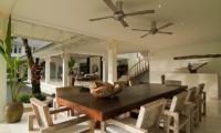 Matahari Villa Dining Area | Seseh-Tanah Lot, Bali
