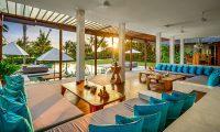 Shalimar Villas Open Plan Living Area | Seseh, Bali
