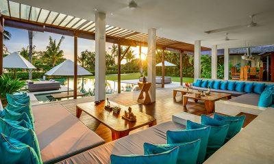 Shalimar Villas Open Plan Living Area   Seseh, Bali