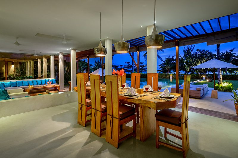 Shalimar Villas Dining Area | Seseh, Bali