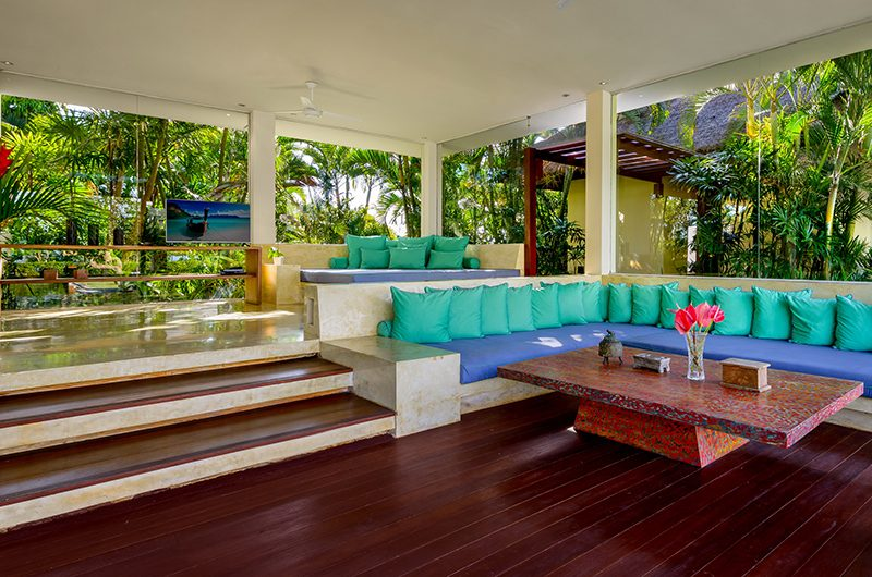 Shalimar Villas Family Area   Seseh, Bali