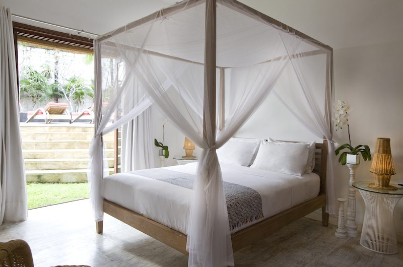 Sound of the Sea Bedroom One   Pererenan, Bali