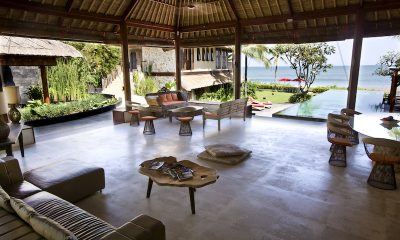 Sound of the Sea Open Plan Living Area | Pererenan, Bali