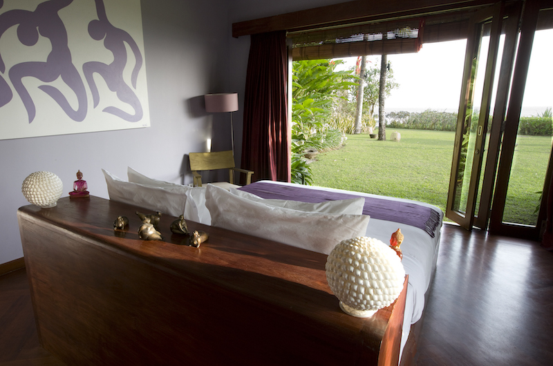 Sound of the Sea Bedroom with Garden View | Pererenan, Bali