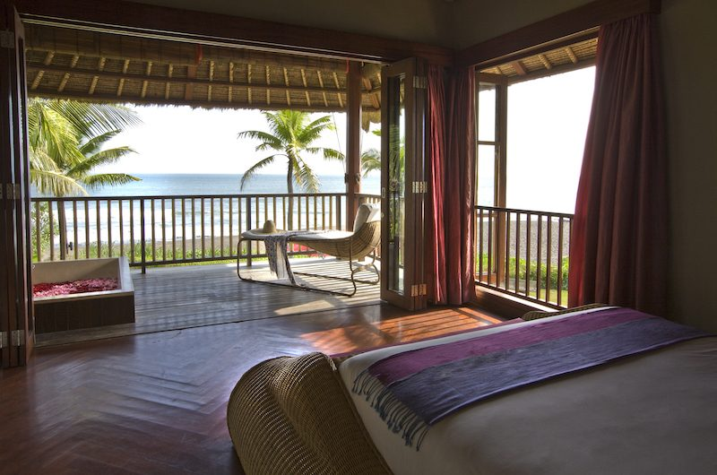 Sound of the Sea Bedroom with Balcony   Pererenan, Bali