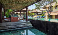 Sound of the Sea Bale with Seating | Pererenan, Bali