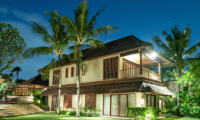 Sound of the Sea Exterior with Night View | Pererenan, Bali