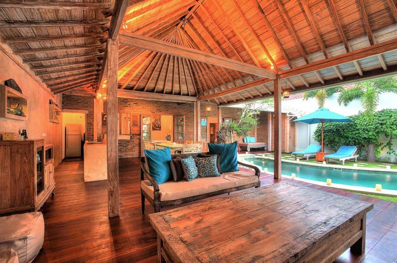 Villa Amsa Living Area | Seminyak, Bali