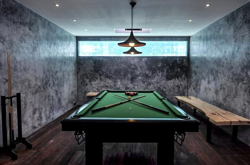 Villa Ashoka Pool Table | Canggu, Bali