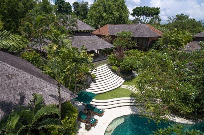 Villa Bougainvillea Building Area | Canggu, Bali