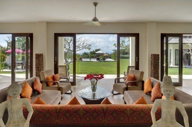 Villa Bulan Putih Living Room | Uluwatu, Bali