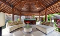 Villa Bunga Pangi Living Area | Canggu, Bali