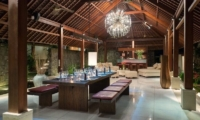 Villa Bunga Pangi Dining Room | Canggu, Bali