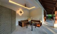 Villa Bunga Pangi Seating | Canggu, Bali