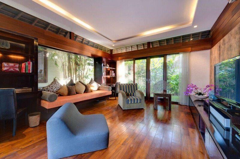 Villa Bunga Pangi Media Room | Canggu, Bali