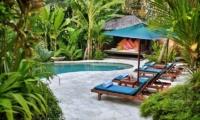 Villa Bunga Wangi Sun Deck | Canggu, Bali