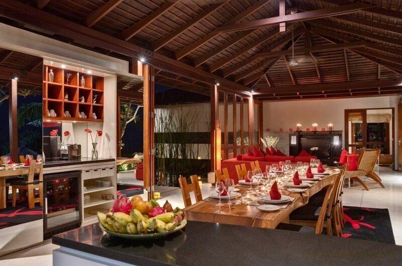 Villa Capung Dining Room | Uluwatu, Bali
