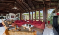 Villa Capung Living Room   Uluwatu, Bali
