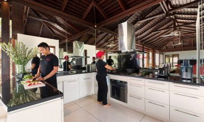 Villa Capung Kitchen | Uluwatu, Bali