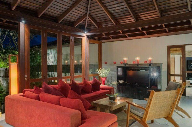 Villa Capung Living Room | Uluwatu, Bali