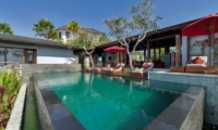 Villa Capung Pool Side   Uluwatu, Bali