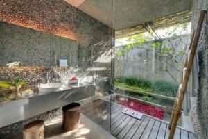 Villa Cocogroove Bathroom I Seminyak, Bali