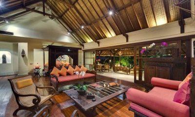 Villa Frangipani Living Room | Canggu, Bali