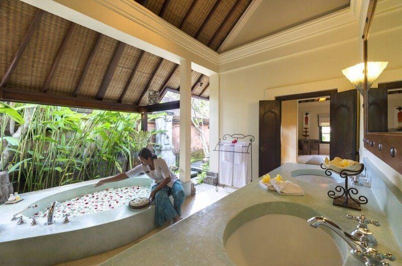 Villa Frangipani Master Bathroom | Canggu, Bali