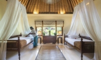 Villa Frangipani Twin Bedroom | Canggu, Bali