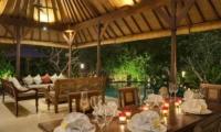 Villa Frangipani Dining Room | Canggu, Bali