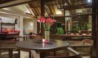 Villa Frangipani Seating | Canggu, Bali