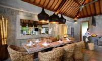 Villa Ipanema Dining Pavilion | Canggu, Bali